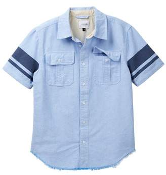 Joe's Jeans Tyler Chambray Shirt (Big Boys)