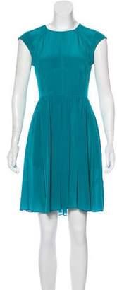 Rebecca Taylor Mini A-Line Dress