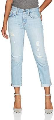 2607e10778c Levi's Women's 501 Tapered Amazon Exclusive Boyfriend Jeans ...