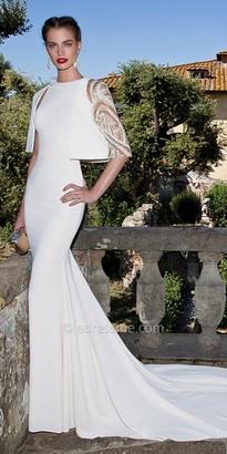 Tarik Ediz Olisa Evening Dress $1,076 thestylecure.com