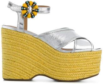 Marc Jacobs Rowan wedge sandals