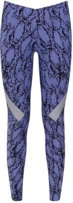 adidas by Stella McCartney x adidas Snake Print Leggings