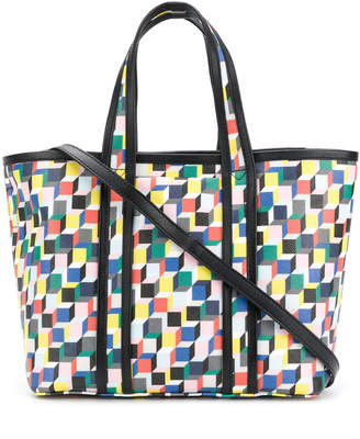 Pierre Hardy cube tote bag