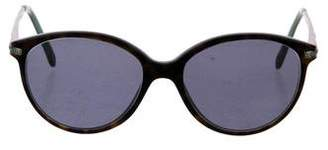 Tiffany & Co. Tinted Round Sunglasses