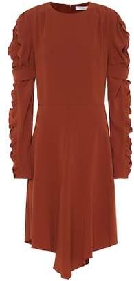 Chloé Crêpe midi-dress