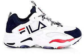 Fila Women's Ray Tracer Graphic Sneakers