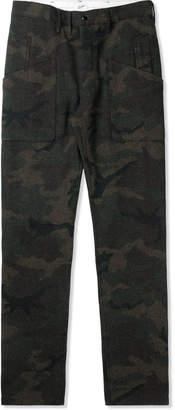 Garbstore Camouflage Rydal Lodge Suit Pants