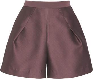 Zac Posen Gauffre Dress Short