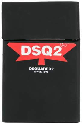 DSQUARED2 DSQ2 cigarette box