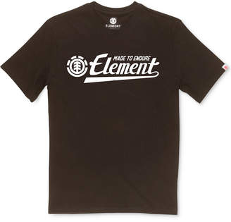 Element Men's Signature Graphic T-Shirt