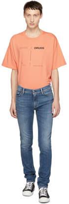 Acne Studios Bla Konst Blue North Jeans