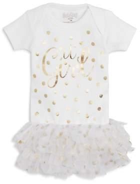 Sara Kety Girls' It Girl Tutu Bodysuit - Baby