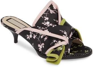 N°21 N21 N?21 Kitten Heel Slide Sandal