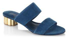 Salvatore Ferragamo Belluno Double-Band Sandals
