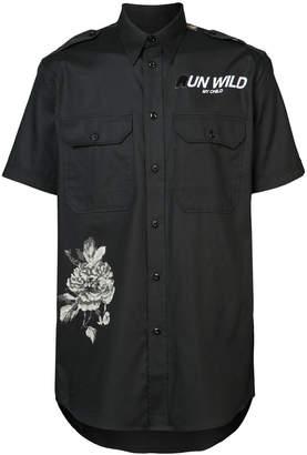 Givenchy run wild shirt
