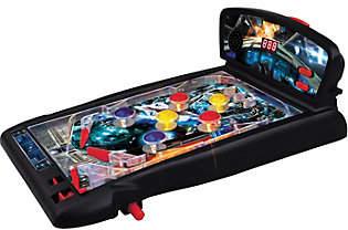 New Era QVC Golden Bright Pinball Tabletop Game