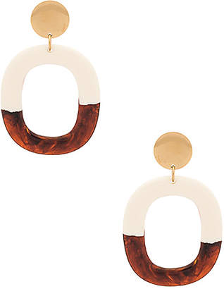 Amber Sceats Roca Earrings