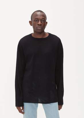 Lemaire Mesh Sweater