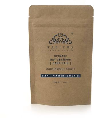 Tabitha James Kraan Double Refill For Dry Shampoo Compact For Dark Hair - 40g