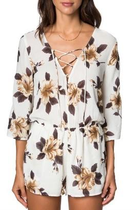 Women's O'Neill Neri Romper $59.50 thestylecure.com