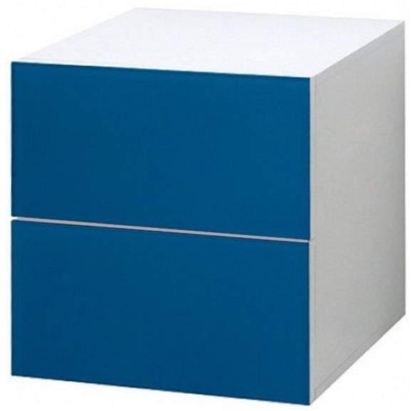 Schubladencontainer mit Glasfront