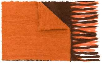 Acne Studios Kelow Dye skinny scarf