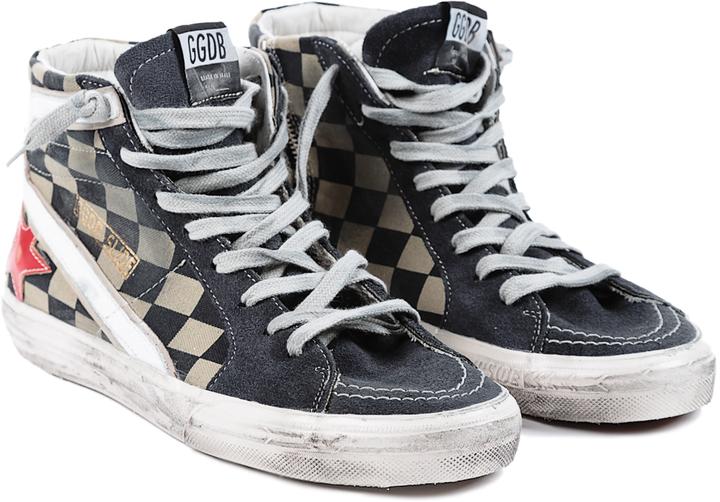 GOLDEN GOOSE Men's Chunky Slide Sneaker