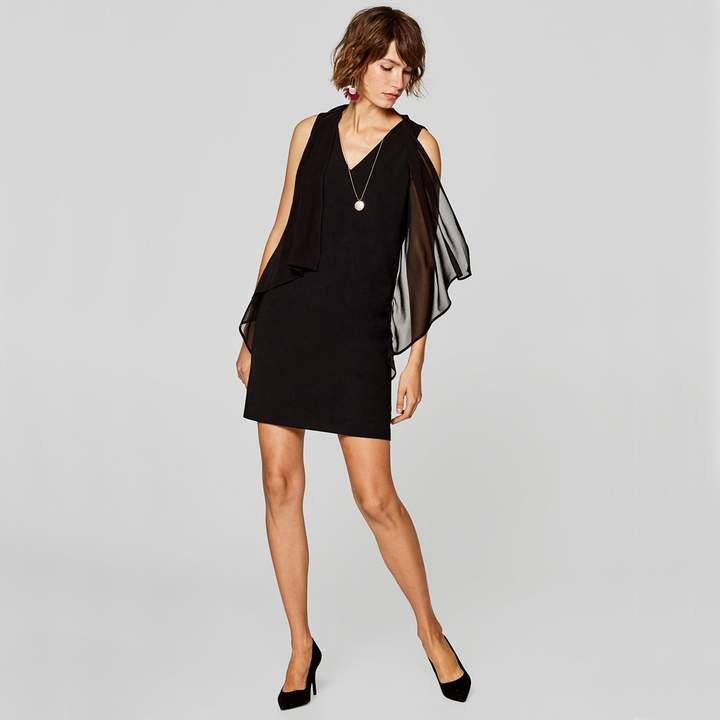Short Straight Sleeveless Dress