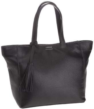 Loxwood Womens Ramita PM Jaïpur Shopper Noir (Black) Size: