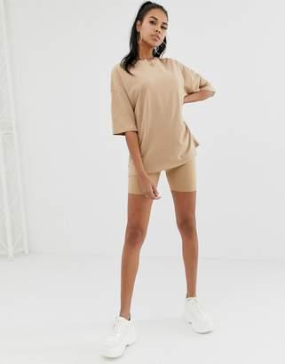 Asos Design DESIGN shorter length legging short