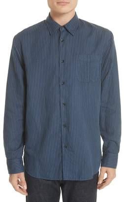 Rag & Bone Beach Fit 3 Stripe Shirt