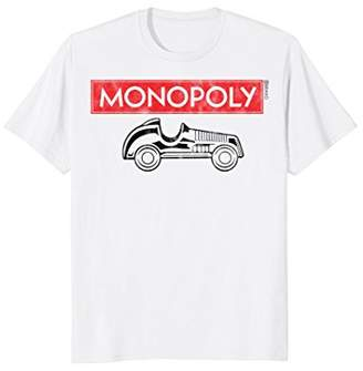 Hasbro Monopoly Car With Logo T-Shirt