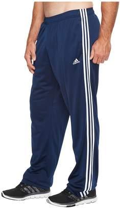 adidas Big Tall Essentials 3-Stripes Regular Fit Tricot Pants Men's Casual Pants