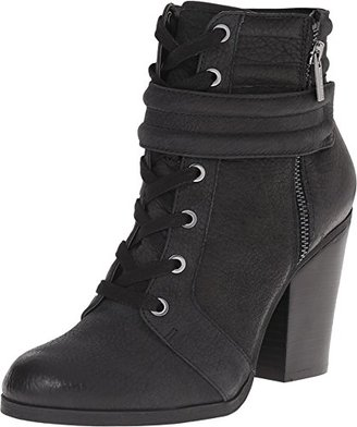 Kenneth Cole REACTION Women's Might Rocket Combat Boot $129 thestylecure.com