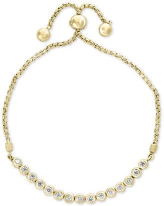 Effy Bubbles by Diamond Bezel Bolo Bracelet (5/8 ct. t.w.)