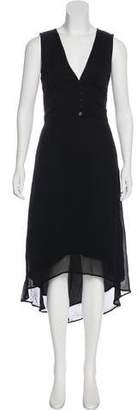 Max & Co. MAX&Co. Sleeveless Midi Dress w/ Tags