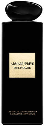 Giorgio Armani Prive Rose D'Arabie Shower Gel, 6.7 oz./ 200 mL