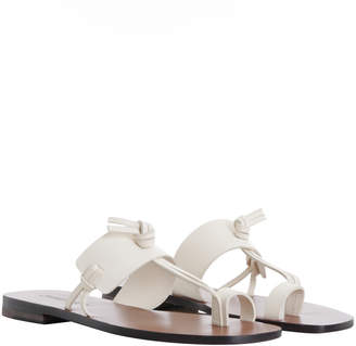 Zimmermann Knotted Sandal