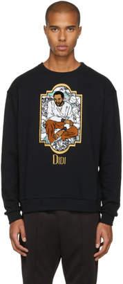 Pyer Moss Black Didi Sweatshirt