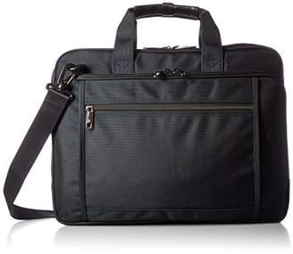 Gatsby [ギャッツビー] ビジネスカジュアルバッグ B4対応 キャリーオン ポリエステル 撥水加工 GB1019 NV ネイビー