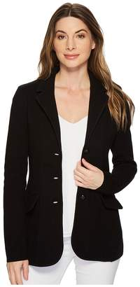 Lauren Ralph Lauren Knit Sweater Blazer Women's Jacket