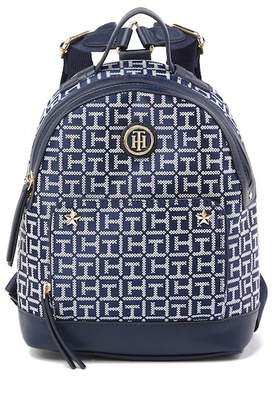 Tommy Hilfiger Jacquard Backpack