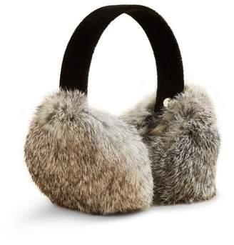 Surell Girls' Fur Earmuffs - One Size