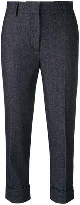 Woolrich cropped trousers