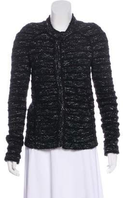 Etoile Isabel Marant Collarless Bouclé Jacket