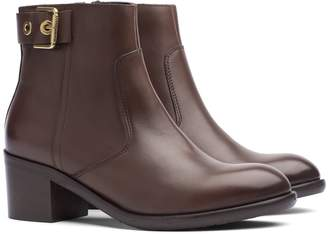 Tommy Hilfiger Buckle-Back Ankle Boot