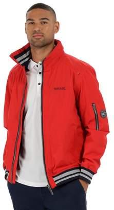 Regatta Red 'Marvin' Waterproof Jacket