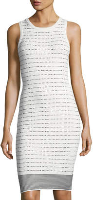 John & Jenn Stitch-Detail Midi Dress $129 thestylecure.com