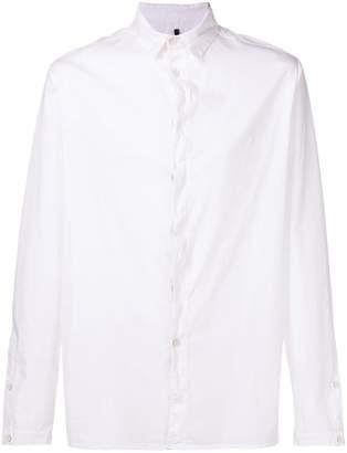 Transit pointed collar shirt