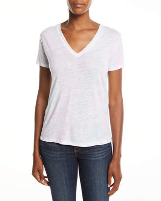 Rails Cara Short-Sleeve V-Neck Tee